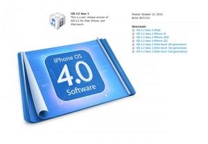 iOS 4.2 Beta 3