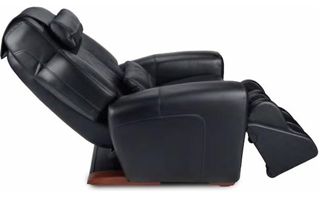 iPhone Controlled Massage Chair