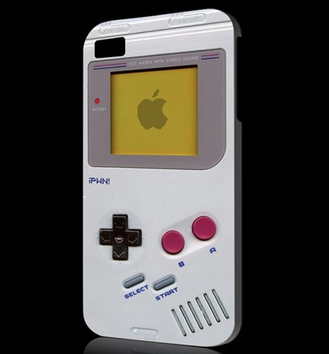 There are no details on when the iPwn Game Boy Hardshell iPhone 4 Case