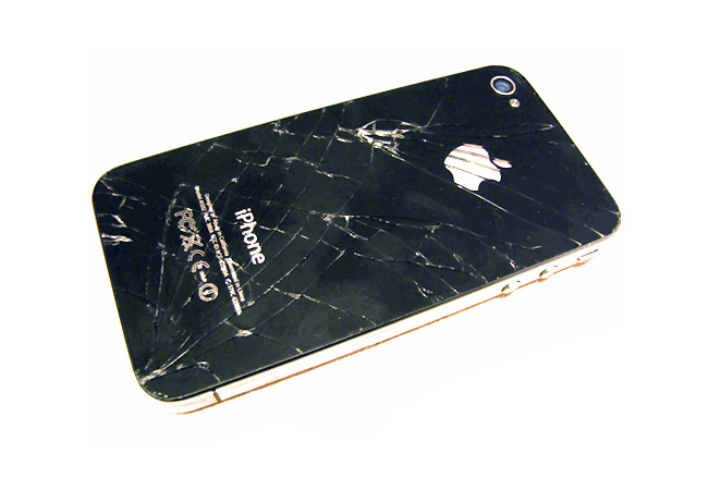 iphone glass back