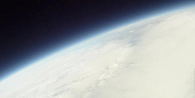iPhone Gets Launched Into Space (Video)