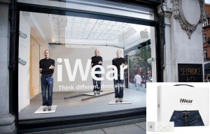 Steve Jobs Announces iWear Just In Time For Halloween (Humor)