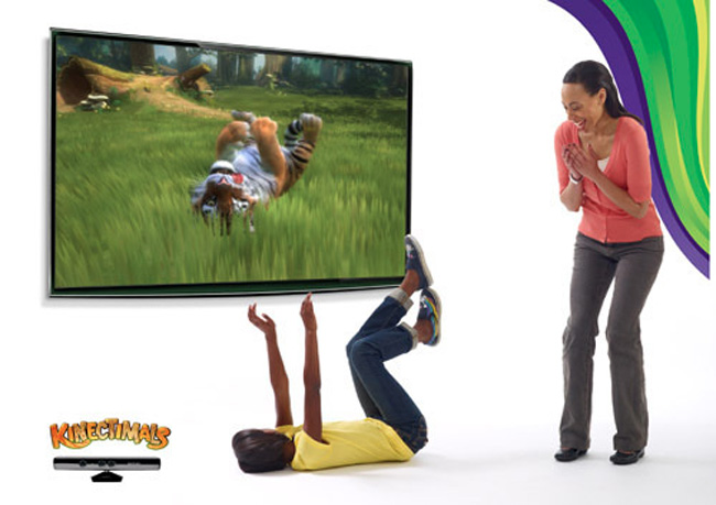 kinect advertising
