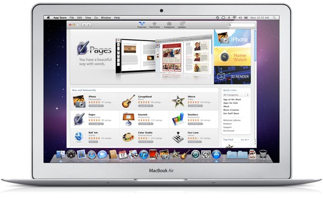 Mac App Store Launching In 90 Days