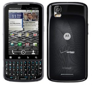 Motorola Droid Pro Android Smartphone Announced
