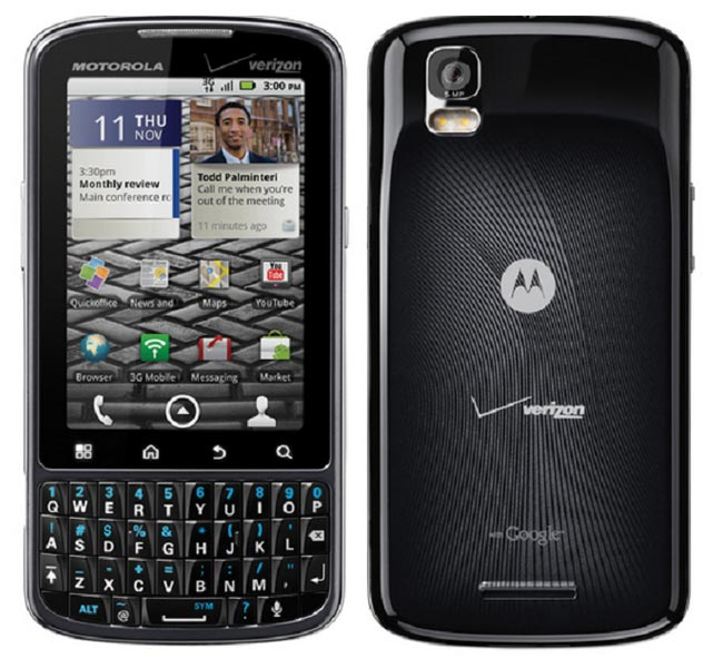 Motorola Droid Pro Android Smartphone