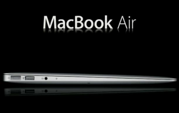 New Apple MacBook Air, 11.6 Inch And 13.3 Inch Models Announced