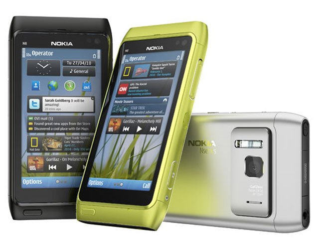 Nokia N8 UK Release Date 15th October 2010