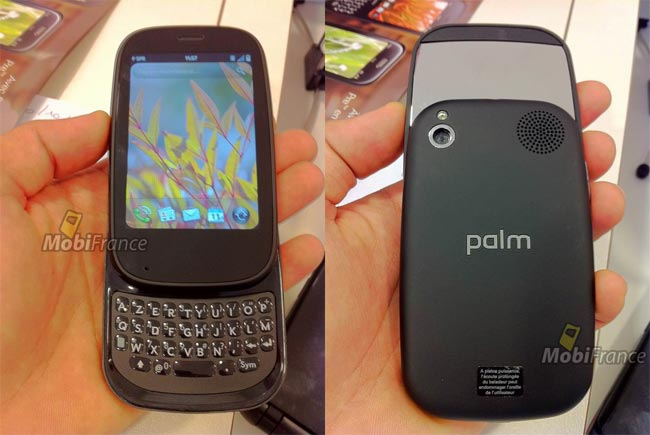 Palm Pre 2 Headed To Verizon