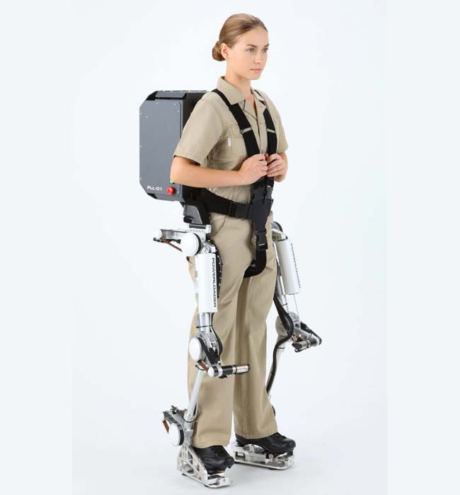 Panasonic Power Loader Robotic Suit