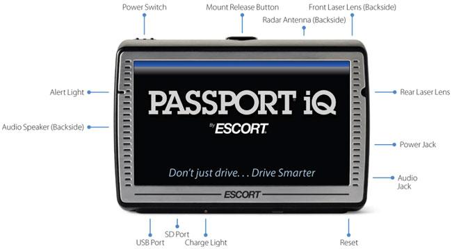 Escort Passprot iQ