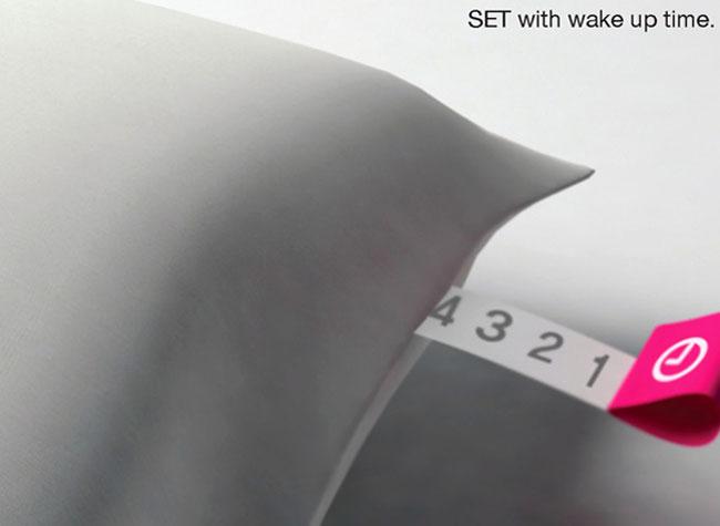 Pillow Alarm Concept