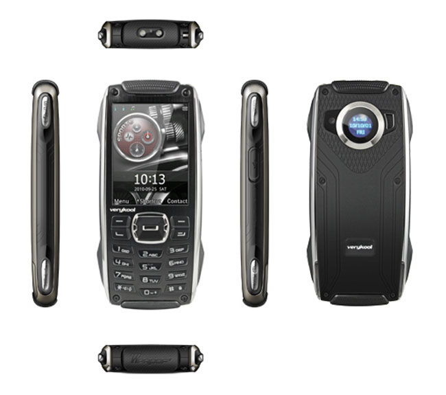 Verykool R80 mobile Phone