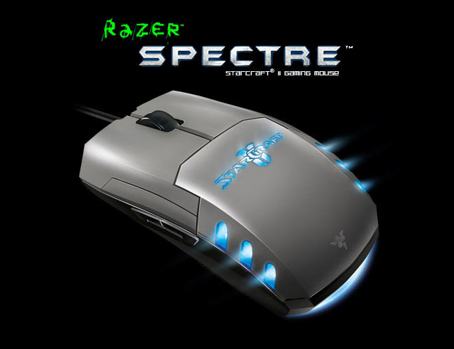 razer starcraft 2 mouse