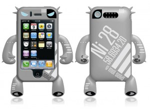 Robotector iPhone And iPod Cases