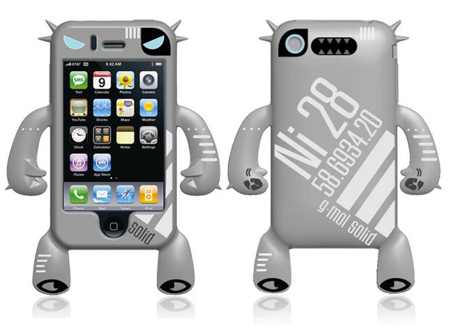 Robotector - чехлы для iPhone