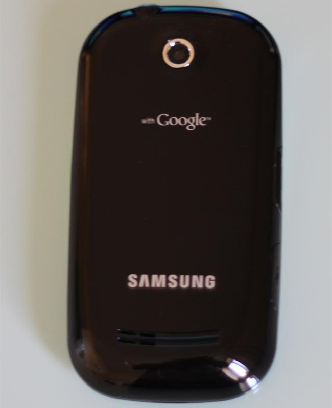 Samsung Galaxy Europa i5500 Review
