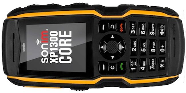 Sonim Announces Xp1300 Core Rugged Mobile Phone Geeky