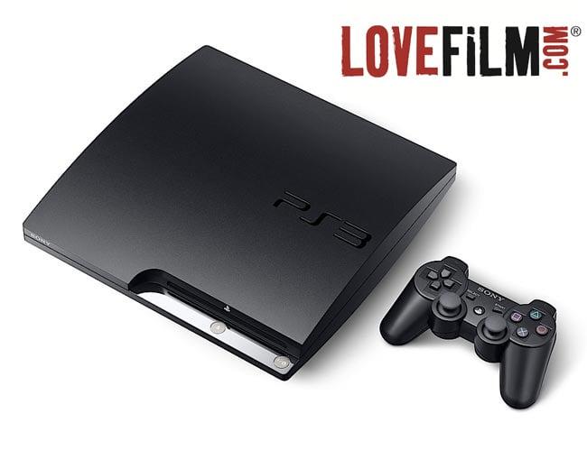 PS3 Lovefilm