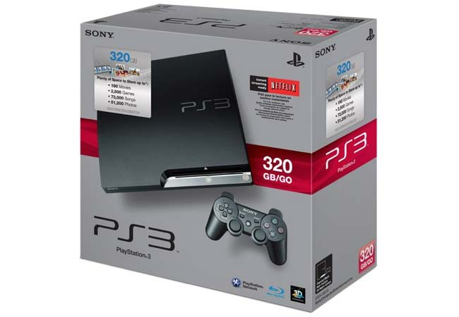 Sony 320GB PlayStation Bundle