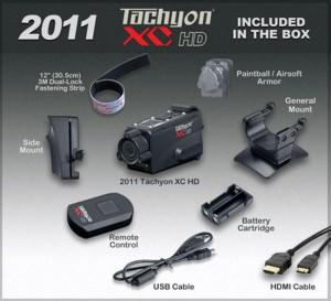 Tachyon Reveals XC HD Helmet Cam