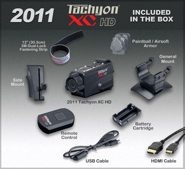 Tachyon XC HD