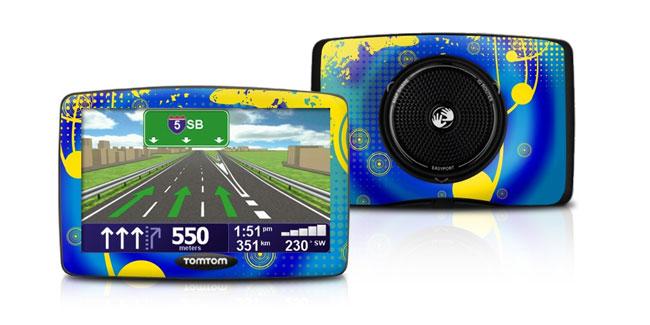 TomTom Custom GPS
