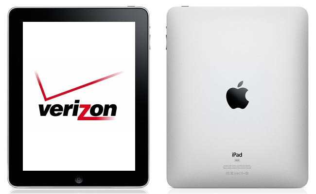 Apple iPad Coming To Verizon October 28th