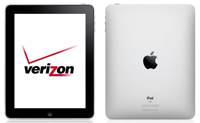 Apple iPad Coming To Verizon October 28th
