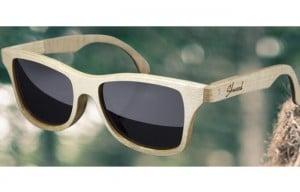 wooden shades