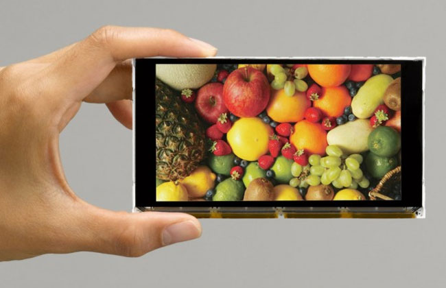 Worlds Smallest HD Display