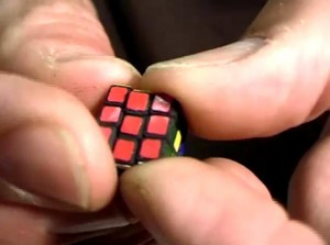 The Worlds Smallest Rubik's Cube Gets Solved (Video)