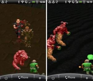 Android Live Doom Wallpaper