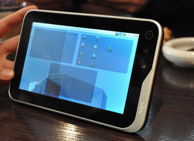 Android Tegra 2 AigoPad N700