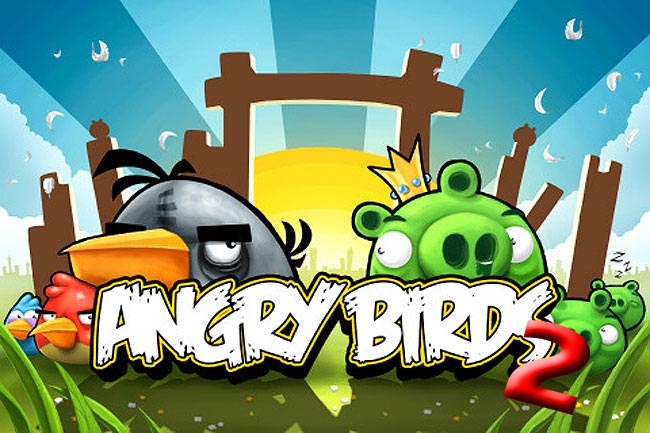 angry birds 2 free
