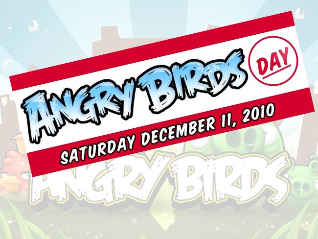Angry Birds Day