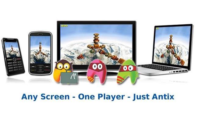 Antix Launch Universal Game Platform
