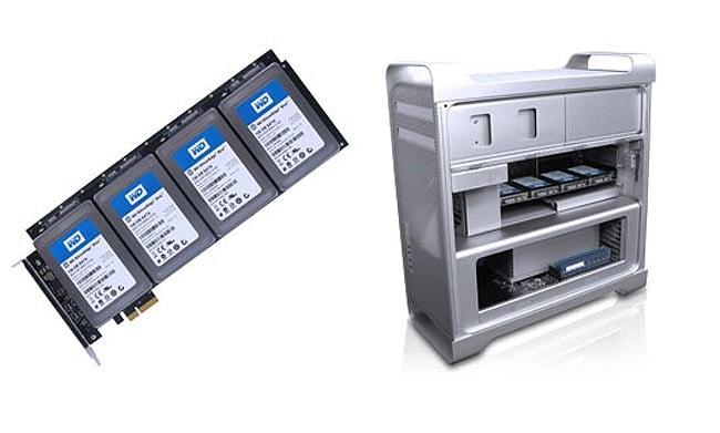 Apricorn Mac Pro SSD Array
