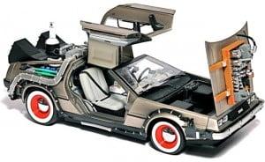 Back To The Future DeLorean Hard Drive