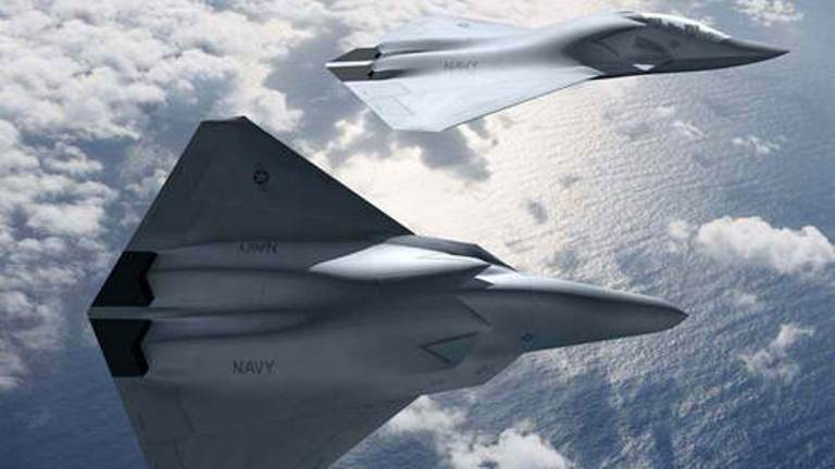 Boeing Fighter Concept