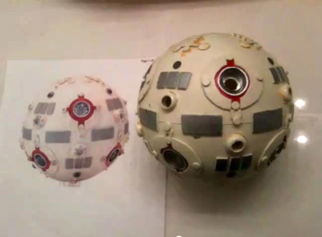 DIY Floating Jedi Training Remote Droid