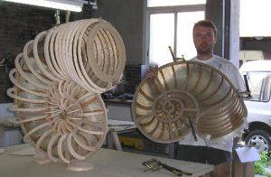 DIY Replica Bowers And Wilkins $60,000 Nautilus Speakers