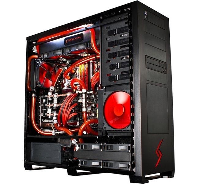 Digital Storm Sub Zero Liquid Chilled PC