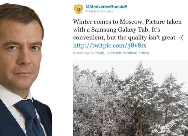 Dmitri Tweet