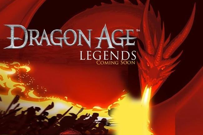 Dragon Age Legends Facebook Game