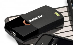 Duracell myGrid Mobile USB Charger