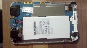 Galaxy Tab Dissected (video)