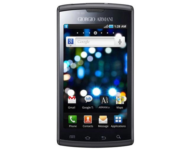 Giorgio Armani Samsung Galaxy S