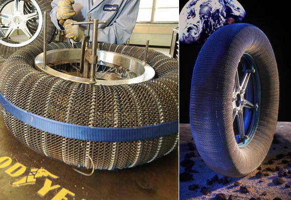 Goodyear-Nasa tires