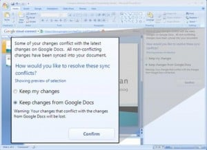 Google Cloud Connect For Microsoft Office